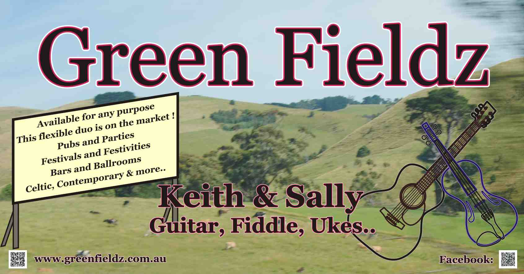 Green Fieldz header